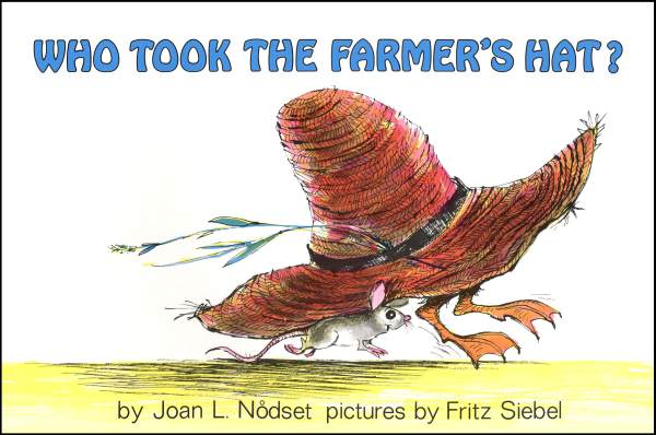 who took farmers hat repetitive book