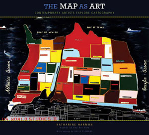 the map as art geography