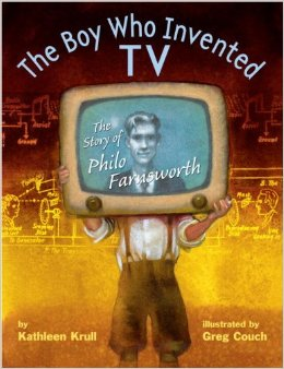 farnsworth inventor living book