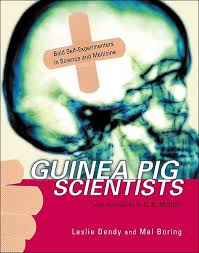 guinea pig scientists living book
