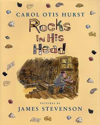 rocks in his head living science books