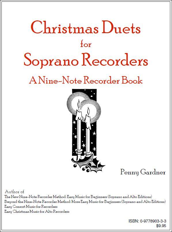 Christmas duets sopranos