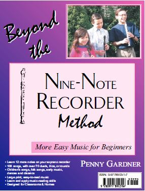 Beyond Nine-Note Recorder Method