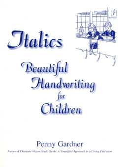 italic book cover