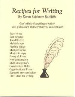 Recipes for Writing